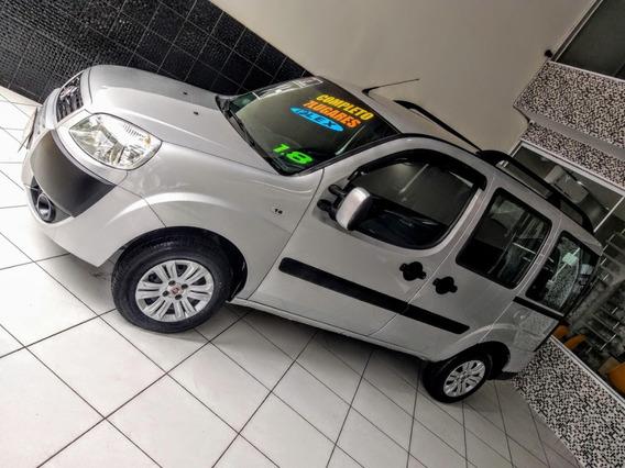 Fiat Doblo 1.8 Essence 7 Lugares Flex 2014