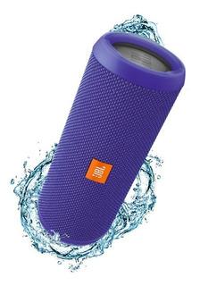 Bocina Portatil Jbl Flip 3 Bluetooth A Prueba De Agua