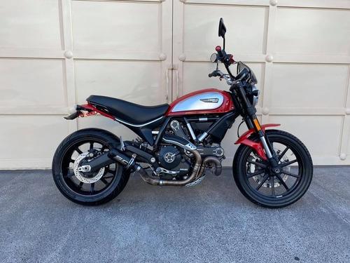 Imagen 1 de 11 de Ducati Scrambler Icon