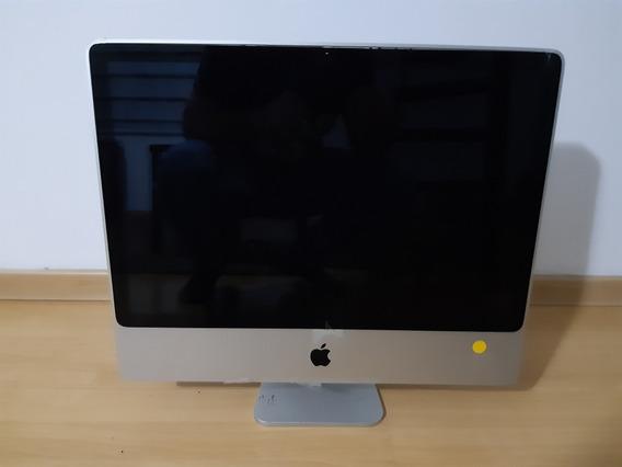 Carcaça Gabinete Apple iMac Mid 2007 24 Vidro A1225 Display