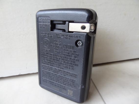 Carregador Sony Bc-csgd Camera Fotografica Bateria G