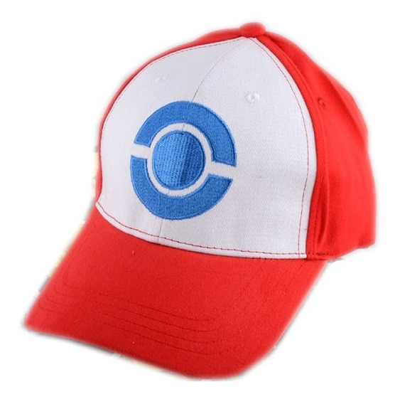 Gorra Pokemon Ash Ketchum Bordada Alta Calidad Hombre Colore