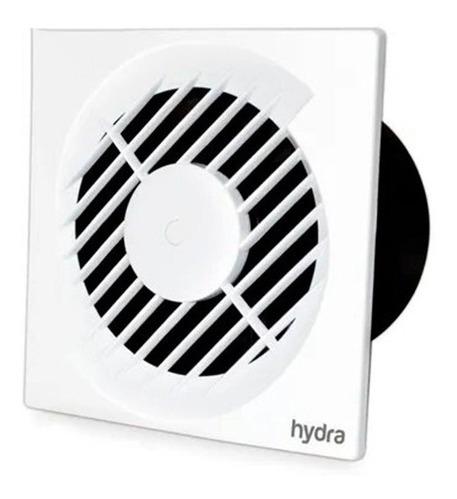 Imagen 1 de 1 de Extractor De Aire Blanco Baño Cocina Hydra 100 Mm Potenciado