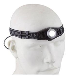 Lanterna Cabeça Go Easy Led Extra Forte Com Potenciômetro