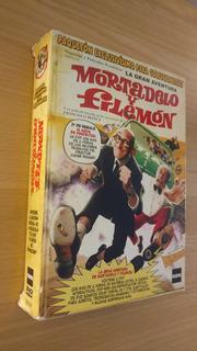 Pack Dvd Mortadelo Y Filemón La Gran Aventura 2003 Zona 2