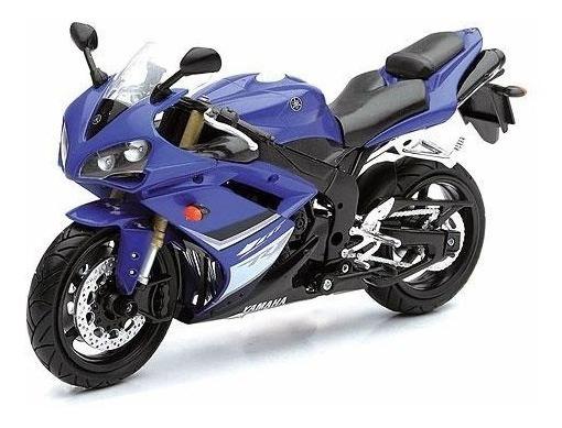 Moto Yamaha Yzf-r1 2008 1:12 .. En Magimundo !!!!