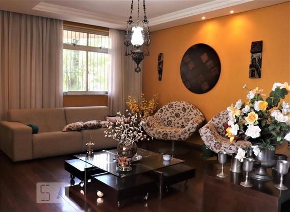 Apartamento No 1º Andar Mobiliado Com 4 Dormitórios E 2 Garagens - Id: 892961159 - 261159
