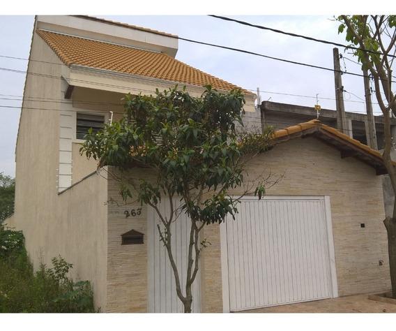 Casa Sobrado 3 Dormitórios 1 Suite A Venda Em Suzano