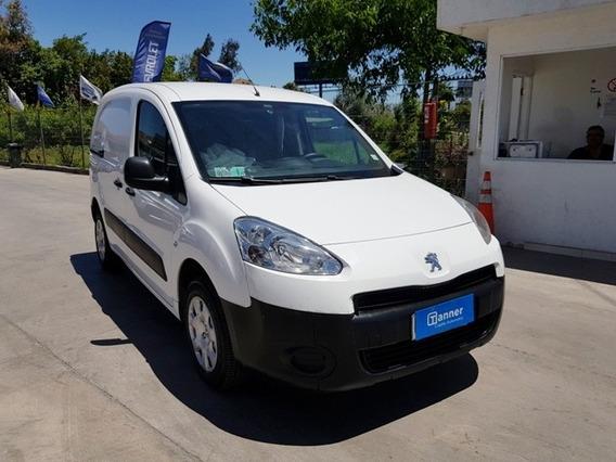 Peugeot Partner Hdi 1.6 Año 2013