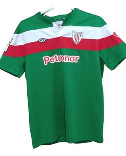 Camisa Athletic Bilbao 2011 Umbro - G Infantil