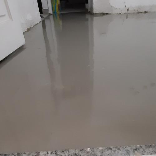 Imagem 1 de 4 de Auto Nivelante Preparação De Piso