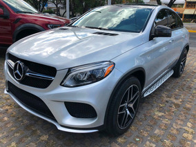 Mercedes Benz Clase Gle 43 Amg Coupe 2017 Plata