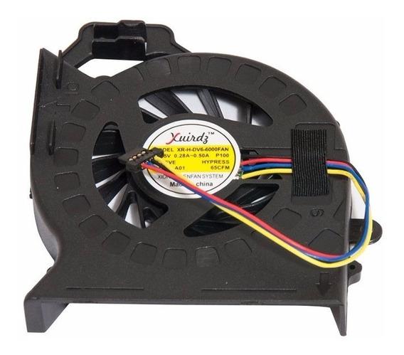 Cooler Fan Para Notebook Hp Pavilion Dv6-6000 Ksb0505hb