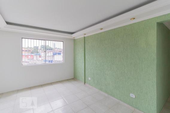 Apartamento No 4º Andar Com 2 Dormitórios E 1 Garagem - Id: 892986249 - 286249