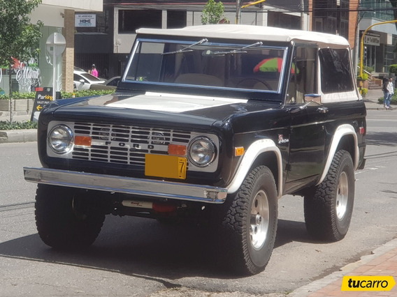 Ford Bronco 1970 1995