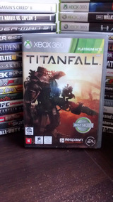 Titanfall Xbox 360 Original Mídia Física Frete R$ 12.