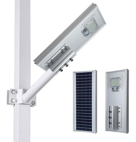 Luminária Led 50w Com Completa Com Sensor De Presença