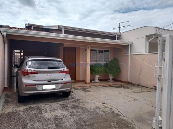 Casa À Venda Em Loteamento Remanso Campineiro - Ca252427
