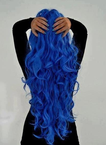 Tinta Mairibel Azul Royal 60g Hidratycollor