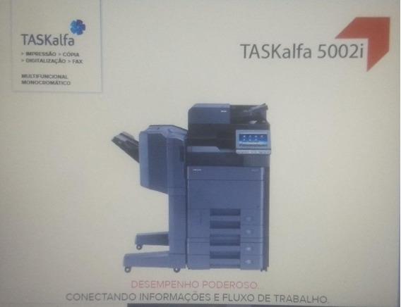 Multifuncional Laser A3 Kyocera Taskalfa 5002i Mono 50ppm