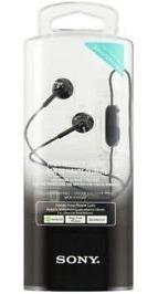 Audifono Con Microfono Mdr-ex110ap Sony - Audiomobile