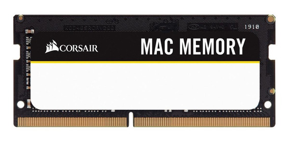 Memória RAM 16GB 2x8GB Corsair CMSA16GX4M2A2666C18