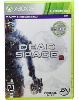 Dead Space 3 Xbox 360 Envio Gratis Como Nuevo