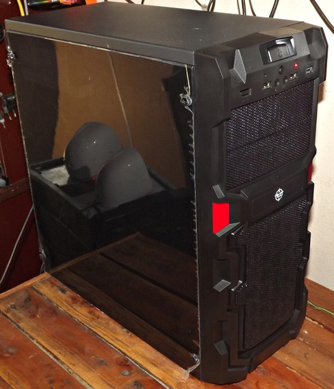 Pc Gamer I3 + Gtx 660 2gb + 8gb + 500hd Top!