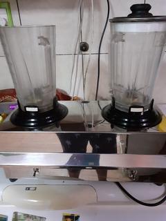 Licuadora Industrial 2 Vasos- Marca Anion