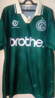 Camisa Guarani Fc - Dellerba Brother