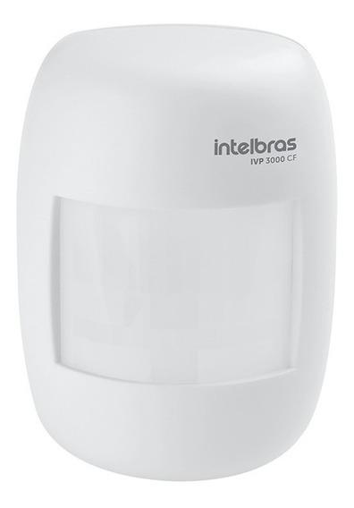 Sensor Infravermelho Com Fio Ivp 3000 Cf Intelbras