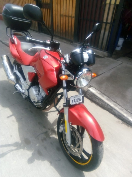 Yamaha 250 Roja Perfecto Estado