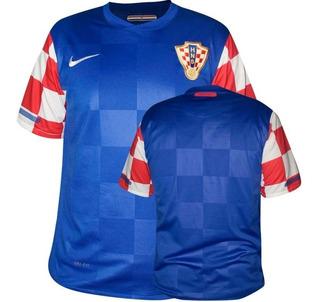Nuevo Jersey Nike Seleccion Croacia Visita 10 12 Luka Modric