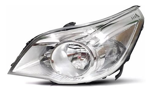 Optica Izquierda Gm  Chevrolet Montana 2011-2020
