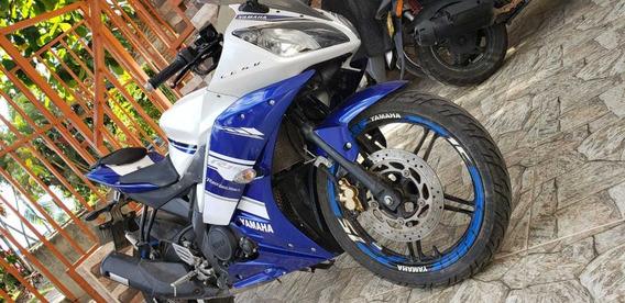Yamaha R15 Modelo 2017 Como Nueva