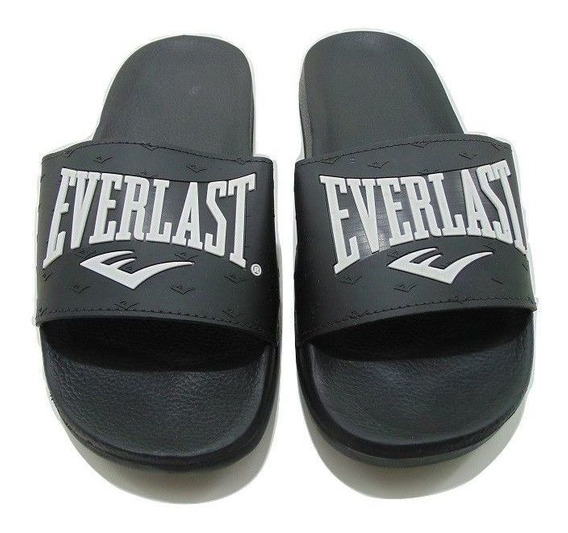 Chinelo Everlast Slide Masculino Adulto 9056