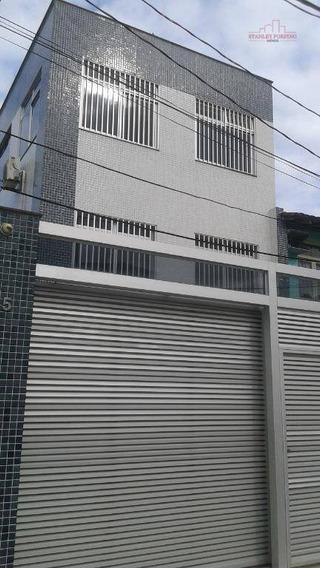 Casa À Venda, 350 M² Por R$ 690.000,00 - Praia Das Gaivotas - Vila Velha/es - Ca0006
