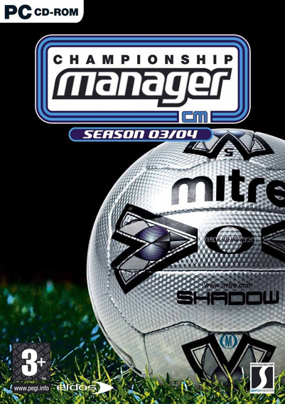 Championship Manager 03/04 Pc