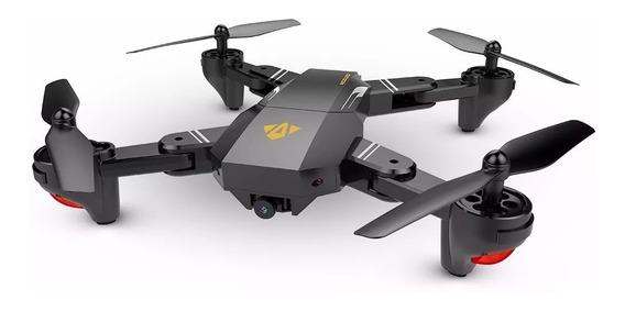 Drone Visuo Xs809hw Câmera Hd, Versão Top - Pronta Entrega