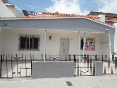 Casa 2 Dormitorios En Alquiler. Mina Clavero 1115