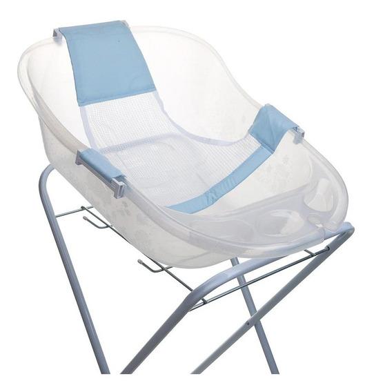 Rede De Proteção P/o Banho Do Bebê-bibi Tchan Diversas Cores