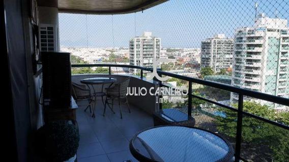 Apartamento-à Venda-recreio Dos Bandeirantes-rio De Janeiro - Jcap40037