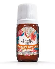Mandarina 10 Ml Aceite Esencial 100% Puro