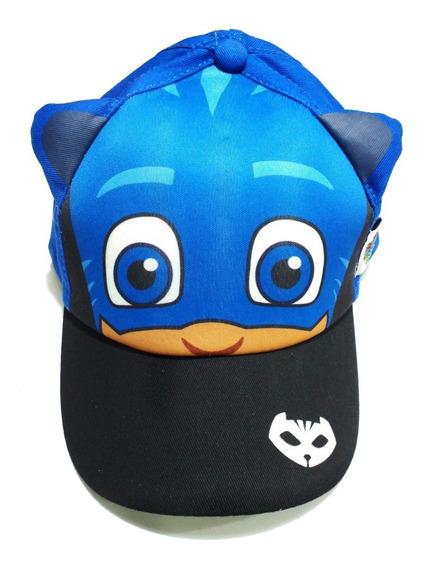 Gorro Footy Con Visera Pj Mask Catboy Fty Calzados