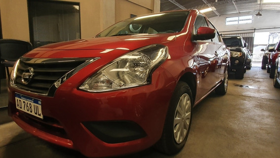 Nissan Versa 1.6 Exclusive At 2019