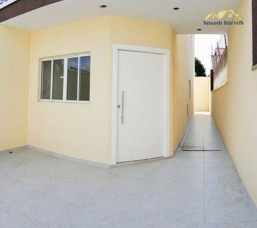 Sobrado Com 3 Dormitórios, 1 Suite, 4 Vagas À Venda, 115 M²- Vila Nossa Senhora De Fátima - Guarulhos/sp - So0026