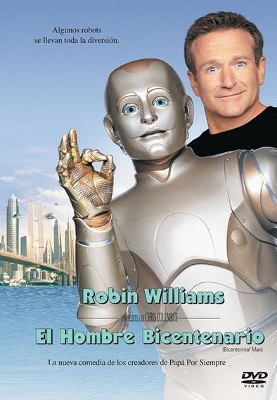 El Hombre Bicentenario Robin Williams Pelicula Dvd