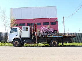 Mb 1718 2011 Madal Pk15500 2h/2m Cab. Carroceria