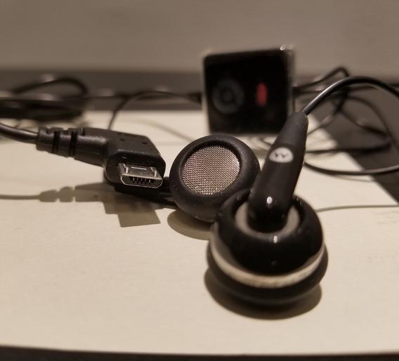 Fone Ouvido Celular Motorola Syn1458 - Micro Usb - Original