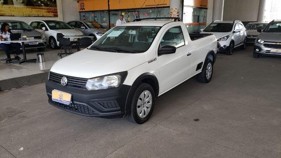 Volkswagen Saveiro 1.6 Msi Robust Cs 8v